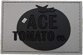 The Tactical Medic Ace Tomato Company Morale Patch (Gray Scale)