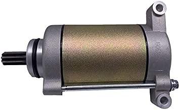 Zsoog 19584 Starter Motor For 2007-2013 CF MOTO UTV ATV Rancher 500 500CC CF500 CF188 2011-2013 Replaces 0180-091100-0010 0188-091100 188-091100