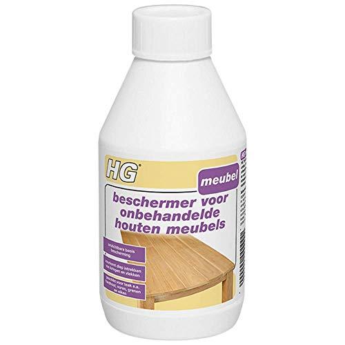 HG Reinigungsmittel für unbehandelte Holzmöbel, 250 ml