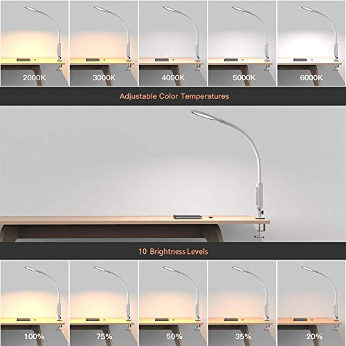 Hokone Lámparas de escritorio