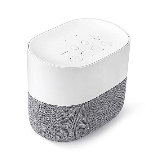 FDGT White Noise Machine for Sleeping Baby Adults Sleep & Relaxation, Music Sleep Instrument High Fidelity Sound Machine for Sleeping Sounds Timer USB Rechargeable, Best Gift for The Elderly