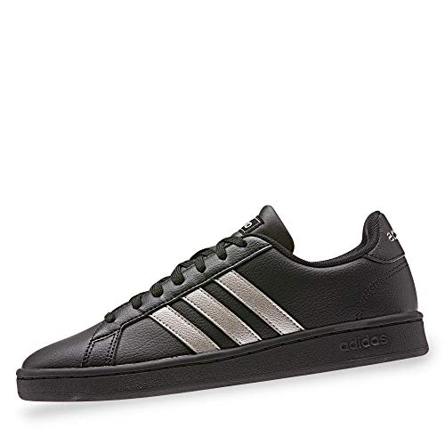 adidas Womens EE8133_39 1/3 Sneakers, Black, EU