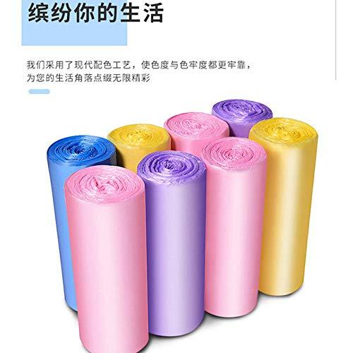 Einweg-Müllbeutel aus Kunststoff, Farbe / Küche / Toilette / Haushalt