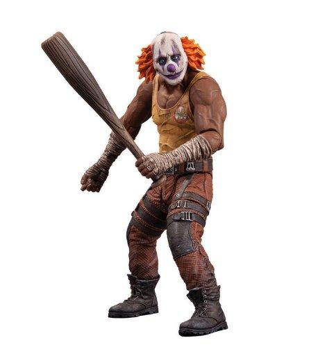 DC Collectibles Batman: Arkham City: Series 3 Clown Thug with Bat Action Figure
