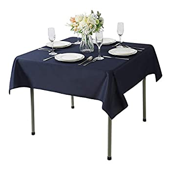 Best table cloth square 52x52 Reviews