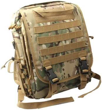 CAOMING Ranking TOP15 14 inch Max 66% OFF Camouflage Style Portable Dual Layered Leisure L