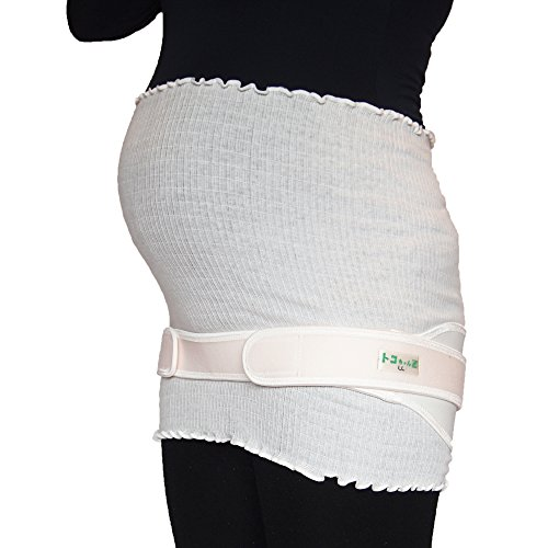 産前産後トコちゃんベルト2トコちゃんベルトII白Mサイズ
