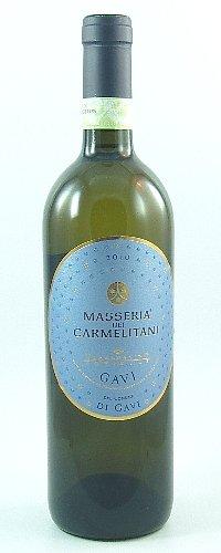 Gavi di Gavi DOCG Masseria dei Carmelitani 2019 von Vite Colte, trockener Weisswein aus dem Piemont