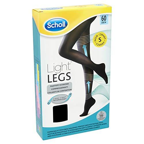 Scholl Light legs 60D zwart S - 1st