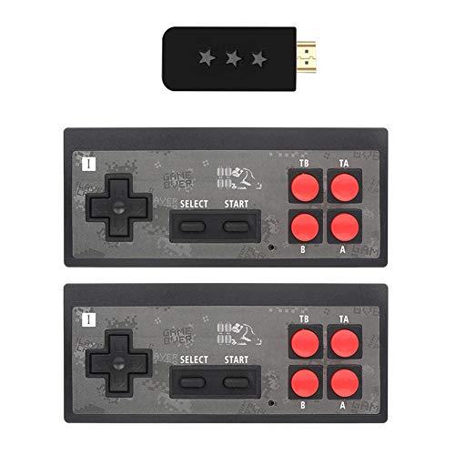 G/N Mango inalámbrico, consola de videojuegos 568 integrada, mando inalámbrico retro, reproductor de juegos HDMI