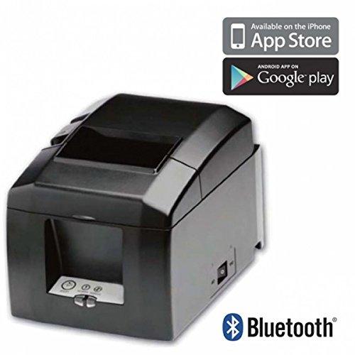 STAR TSP-654IIBI Desktop Bluetooth printer thermodirect op 80mm rol Apple-MFi-gecertificeerd