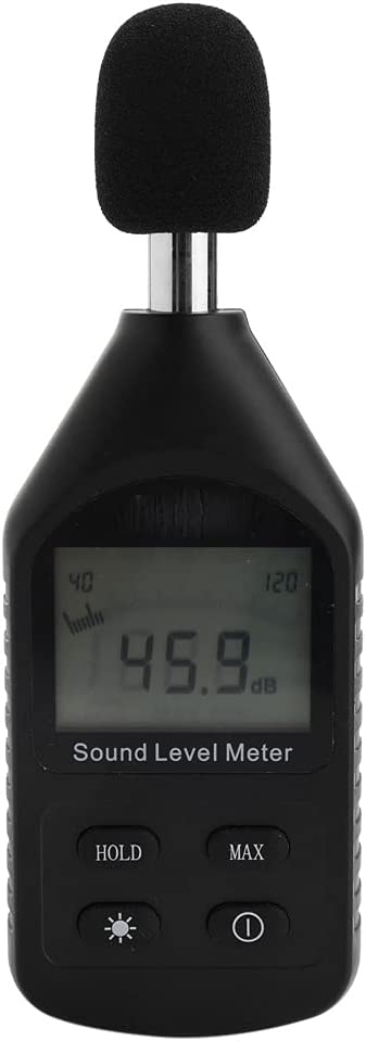 GYZX NEW before selling Mini Soldering Lightweight High Accuracy Meter Level Clear Digi Sound