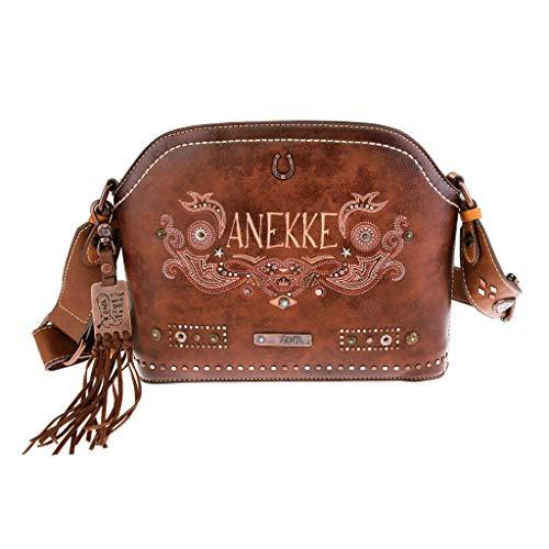Anekke   Bandolera western con tachas   Accesorios y Complementos para Mujer