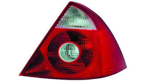 16315332 – Piloto trasero derecho, sin portalámparas, Blanco – Rojo