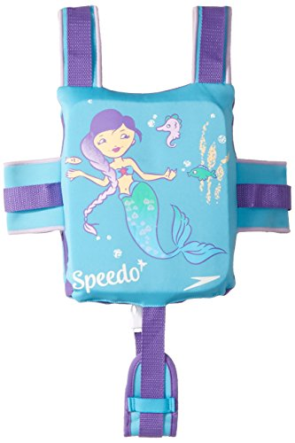 Speedo Kids Begin to Swim Float Coach, Berry Grape, One Size