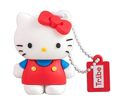 USB Stick 16 GB Hello Kitty Classic - Speicherstick Memory Stick 2.0 Original Hello Kitty, Tribe FD004503
