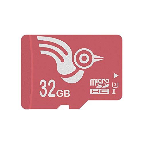 ADROITLARK Scheda Micro SD 32GB Prestazioni fino a 70 MB s SD Scheda di Memoria per Fotocamera   Telefono con Adattatore (U3 32GB)