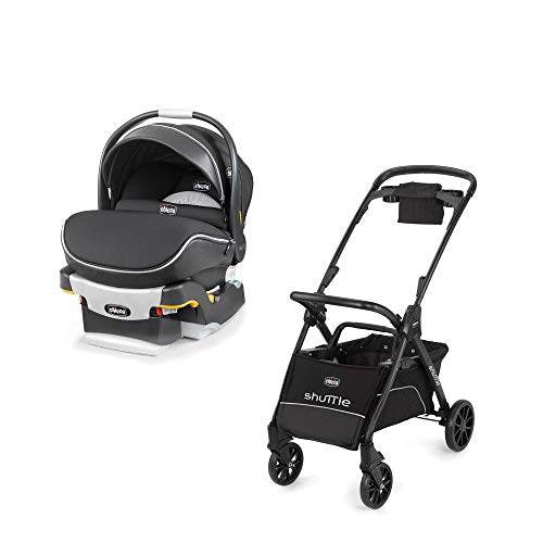 Chicco KeyFit 30 Infant Car Seat and Base with Car Seat Compatible Stroller