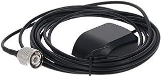 DealMux Antena Activa de GPS TNC MaleStraight 3M, 27dB LNA Ganancia 1575.42MHz Señal de GPS de Antena Activa más Fuerte