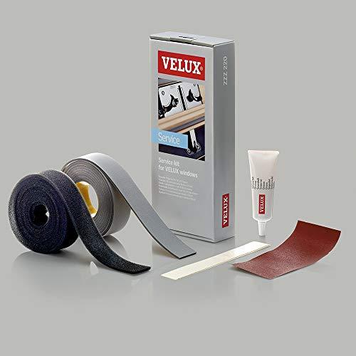 VELUX Original Pflege-Set für Kunststoff- und Holzfenster ZZZ 220K