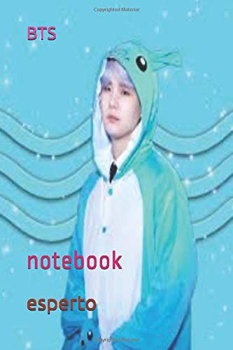 BTS army: notebook