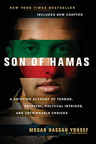 Image of Son of Hamas: A Gripping Account of Terror, Betrayal, Political Unthinkable Choices