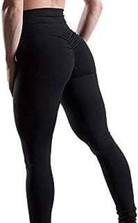 rivenditore all'ingrosso cf38d 0b7b2 Amazon.it: leggings push up - Fitness e palestra: Sport e ...