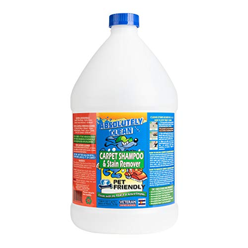 Absolutely Clean Pet-Friendly Stain and Odor Remover Carpet Cleaner