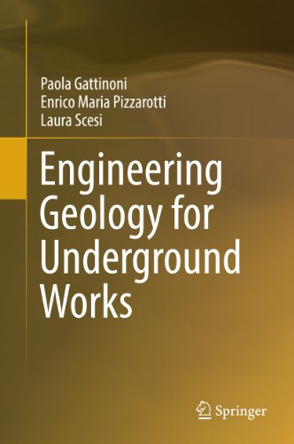 Engineering Geology for Underground Works (English Edition)
