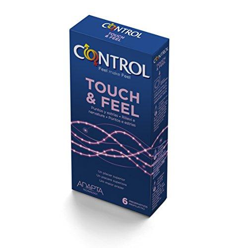 Control Adapta Touch & Feel 6 Profilattici Artsana