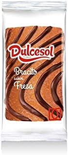 comprar comparacion 🍰🍓 Bizcocho Bollo de Fresa - Bracito Dulcesol - Caja 2kg 🍰🍓