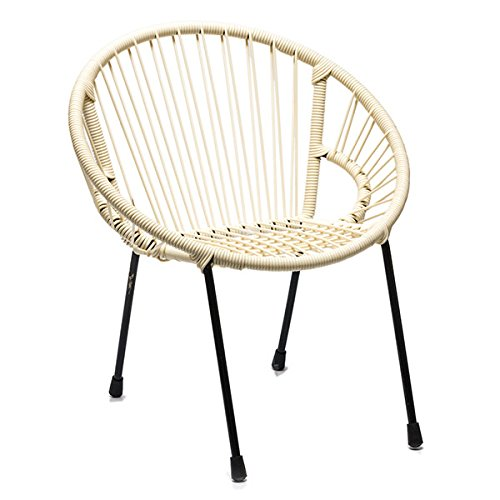 The Rocking Company Chaises Tica Baby Creme