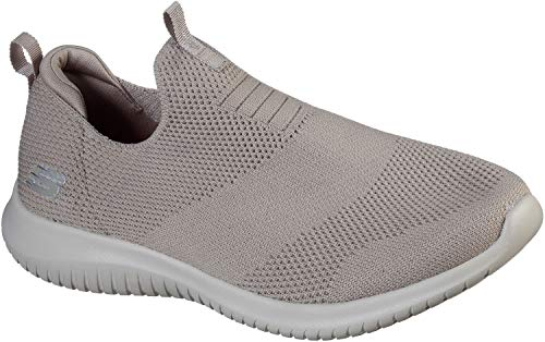 Skechers - Womens Ultra Flex - First Take Shoes, Size: 10 W US, Color: Taupe