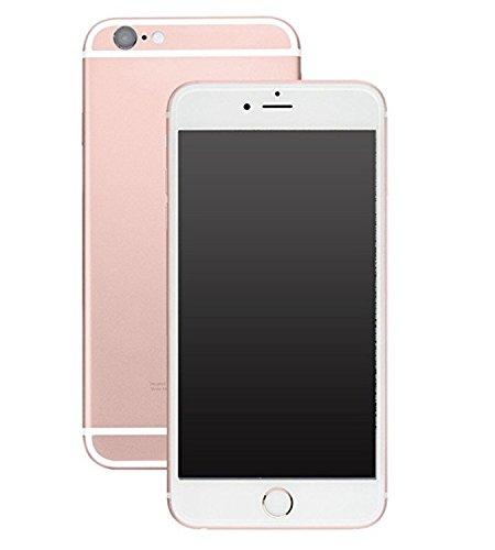 Fufone Dummy-Display gefälschte Telefon Metallic-Modell nicht funktionierende Replik Telefon für Phone 6s i6s Plus (i6p 5.5, Rose Gold)