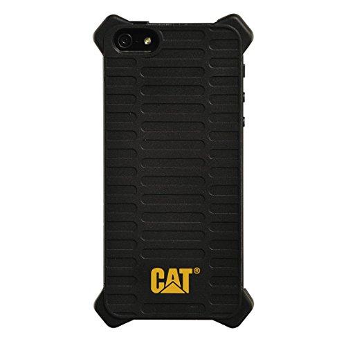 Caterpillar CAT 00122871 Schutzhülle für Apple iPhone 5/5s schwarz