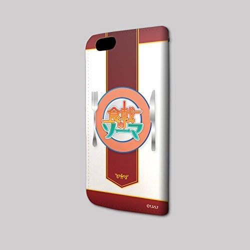 『手帳型スマホケース iPhone5/5s/SE専用 食戟のソーマ 06/水戸郁魅』のトップ画像