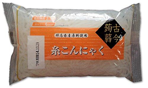 白滝 糸こんにゃく しらたき 24個セット 国産原料 肉じゃが、すき焼き、鍋物、炒物