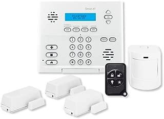 Interlogix Simon XT Home Security 3/1/1 Kit, SAW Wireless (80-517-3N-XT)