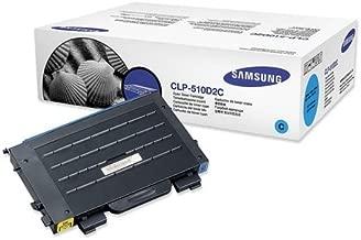 Samsung CLP-510D2C/SEE Cyan Toner 2K Yield (CLP-510, CLP-510N)