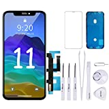 VANYUST for iPhone 11 Screen Replacement, LCD Display Touch Screen Digitizer Assembly with Waterproof Frame Adhesive,Sticker Screen Protector and Repair Tools for iPhone 11 6.1 inch