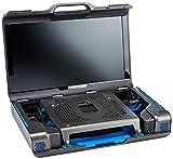 Gaems Guardian Gaming Case mit 24' 1440p IPS Monitor | Kompatibel mit Notebooks, Mobilen PCs Spielekonsolen wie Xbox One / One S und PlayStation 4 (Pro, Slim, Standard) (Konsolen exclusive)