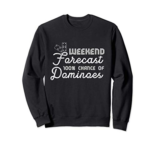 Domino Weekend Forecast Dominos Professional Master Player Sudadera
