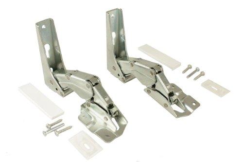 Whirlpool & Prima parte inferiore &-Kit di cerniere per porte di frigoriferi o Freezer, parte n.: 481231018672