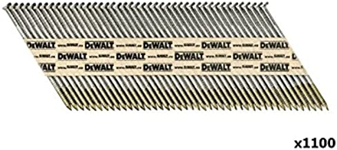 Cabeza redonda Brillante 2.8x50mm DEWALT DNPT28R50Z