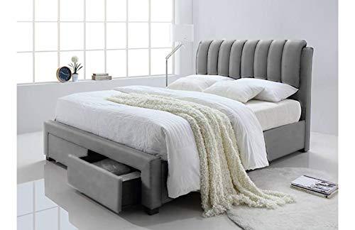Lit-Tiroirs Design Dream | Tête de lit Confort