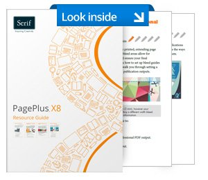 PagePlus X8 Resource Guide