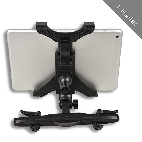 HSM Tablet - houder tablethouder autohouder voor de auto hoofdsteunhouder