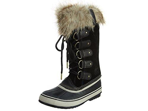 Sorel Women's Joan of Arctic Boots, Black, 9.5 M US