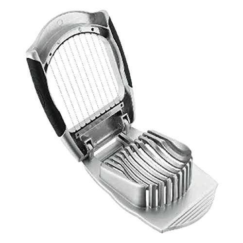 Stellar Soft Touch Zinc Egg Slicer