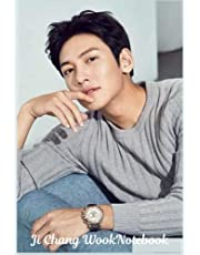 Ji Chang Wook Notebook: korean drama journals- k-pop journals- Perfect Gift For Ji Chang Wook Lovers